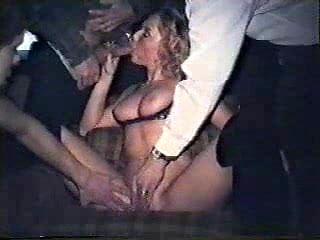Swedishgirl in swingerclub