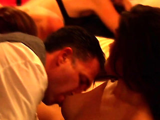 Swingers are craving for sex right now.