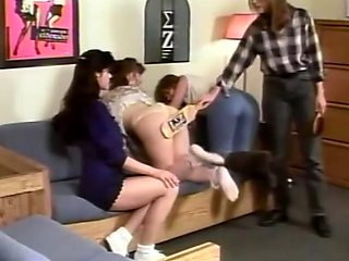 wedgie, spanking, fondling