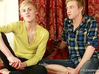 Twinks Mason and Elijah Fucking