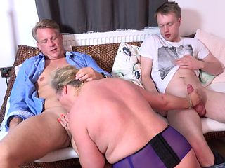 rough mmf threesome with francesca kitten