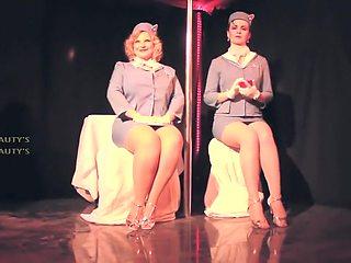 Burlesque Strip SHOW-Shocking Mix-006 Record 71