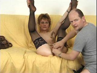 MILF loved her dildo - Julia Reaves