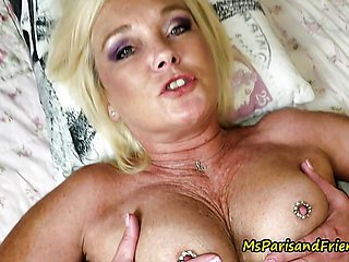 Hot Fun Times Visiting My Horny Aunt Paris