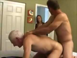 Mature Bisex Pissing & Wife Sharing