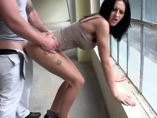 My Brother with Big Cock Fucked My Skinny German Girlfriend