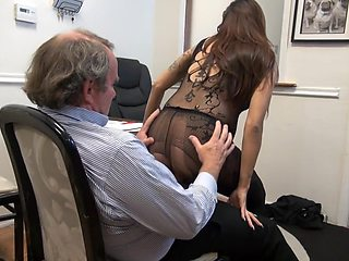 Pregnant Realtor Assfucked