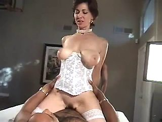Big titted mom used by blacks