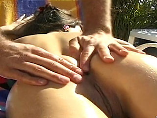 anal massage sex in nature