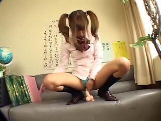 School Girl Dildo 02