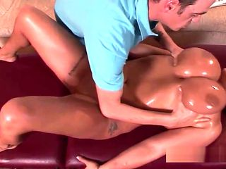 Hairy Mom Loves Humiliation By Son