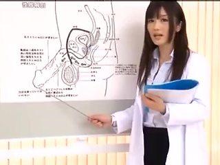 The adventures of a beautiful Japanese nurse