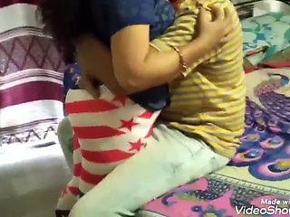 Gujrati cuckold wife fucking husband friend