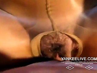 More Pantyhose sex