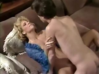 Karen Summers and Tom Byron vintage classic porn