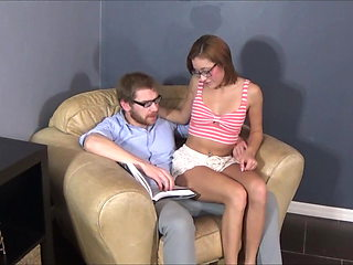 Teen Daughter Tempts Step Father - Family Therapy