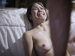 Dad sexually erotic his horrified erotic stepdaughter!