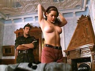 Athena Massey in Termination Man (2000)