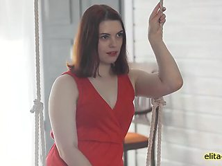 Erotic webcam model with big tits from bahamas https:elitagirl.com