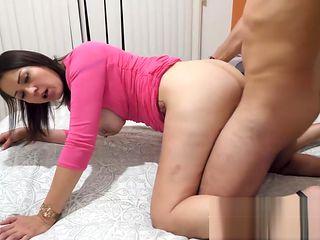 WWWsexmexXXX Hot Mexican step Mom fucks