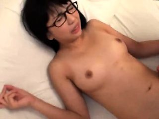 Small Asian Girl Loves On Top