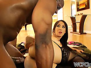 Katsumi is an amazing anal loving cougar