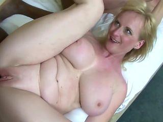 romantic DP for 50+ blonde