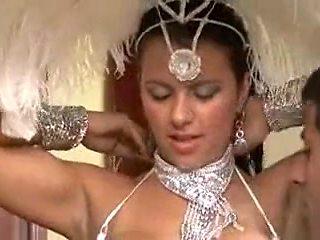 Ex-queen of Brasil