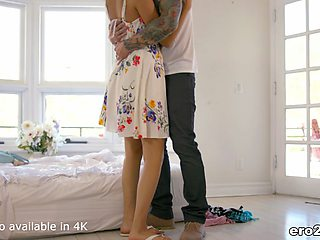 Teen Cutie enjoying lovemaking