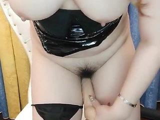 NO.1709 Chinese Webcam – Big tits model masturbates and squirts