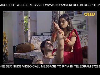 Subhratri hot indian ullu web series