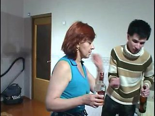 Celebrating With Mom