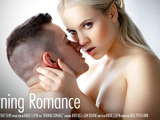 Morning Romance - Nikki Hill & Sam Bourne - SexArt