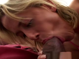 MILF Marybeth tries massive black cock for the FIRST TIME!