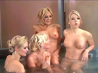 Big brother uk awesome foursome loaded magazine
