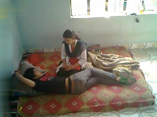 Desi College girl fucked by friends with hidden cam