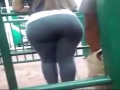 Big Booty Phat Ass Amateurs Spandex Compilation 6 minutes