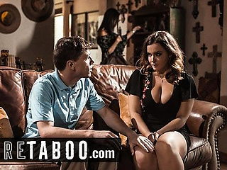 PURE TABOO – Lonely Widow Infatuated With Neighbor's Big Dick
