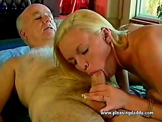 19 Years Old And She Loves Mature Cock