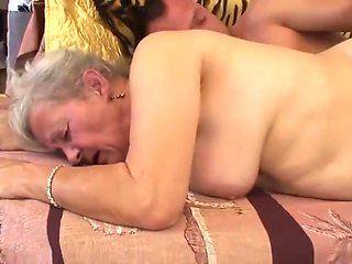Grandma Tsesil Very passionate and very gentle