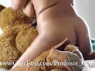 Professor Gaia has big boobs