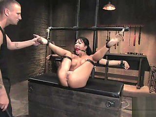 Asa Akira-Mr. Pete in BDSM