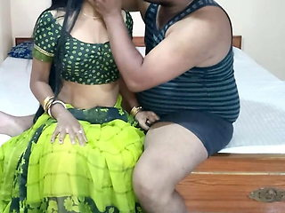 Desi Indian bhabi fucking with clear audio