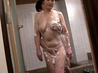 Busty Japanese Mom Like Shoot All Inside