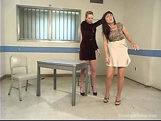 Lesbian experience is unforgettable for Audrey Leigh and Maria Bellucci