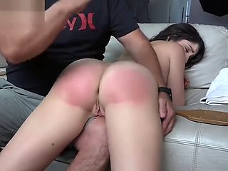 Wife punished and pleasured
