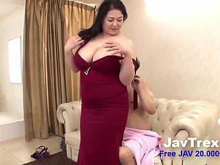JavTrex.com - JAV MILF Big Boobs
