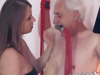 Mariska X And Sexy Susi In Big Tit Babe Dominates Her Sugar Daddy