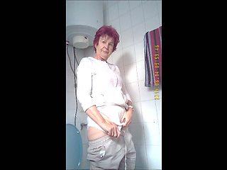 voyeur on toilet