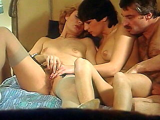 Wife And Friend With Husband